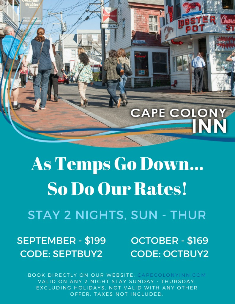 As Temps Go Down... So Do Our Rates! (2)