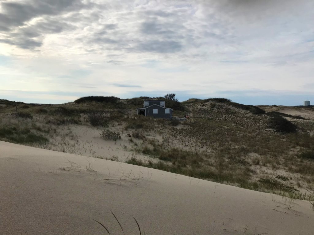 Cape Cod Dune Shacks